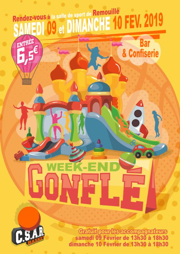 gonflé