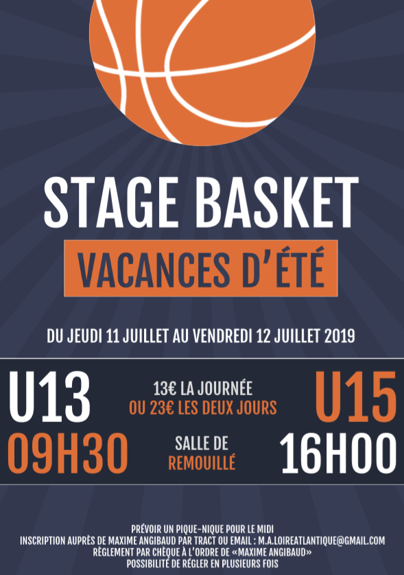 stage U13-U15